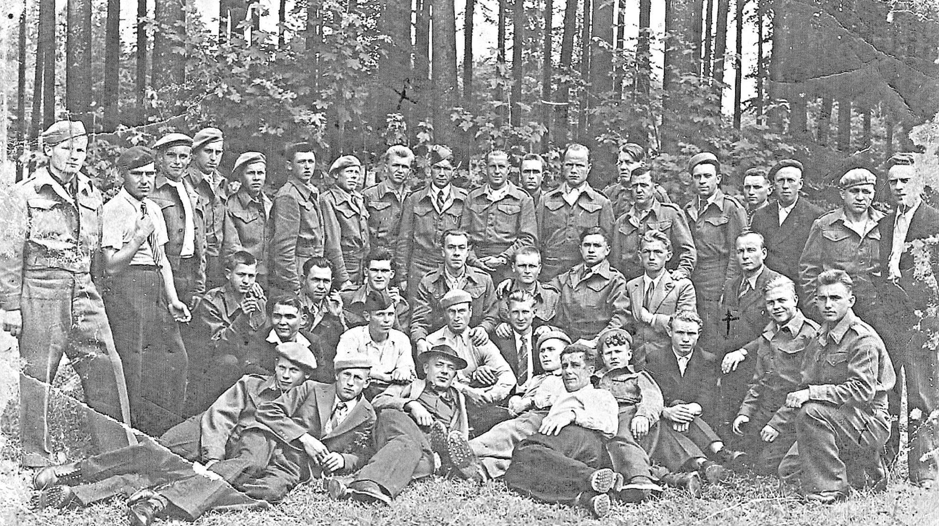 Советские бойцы французского сопротивления