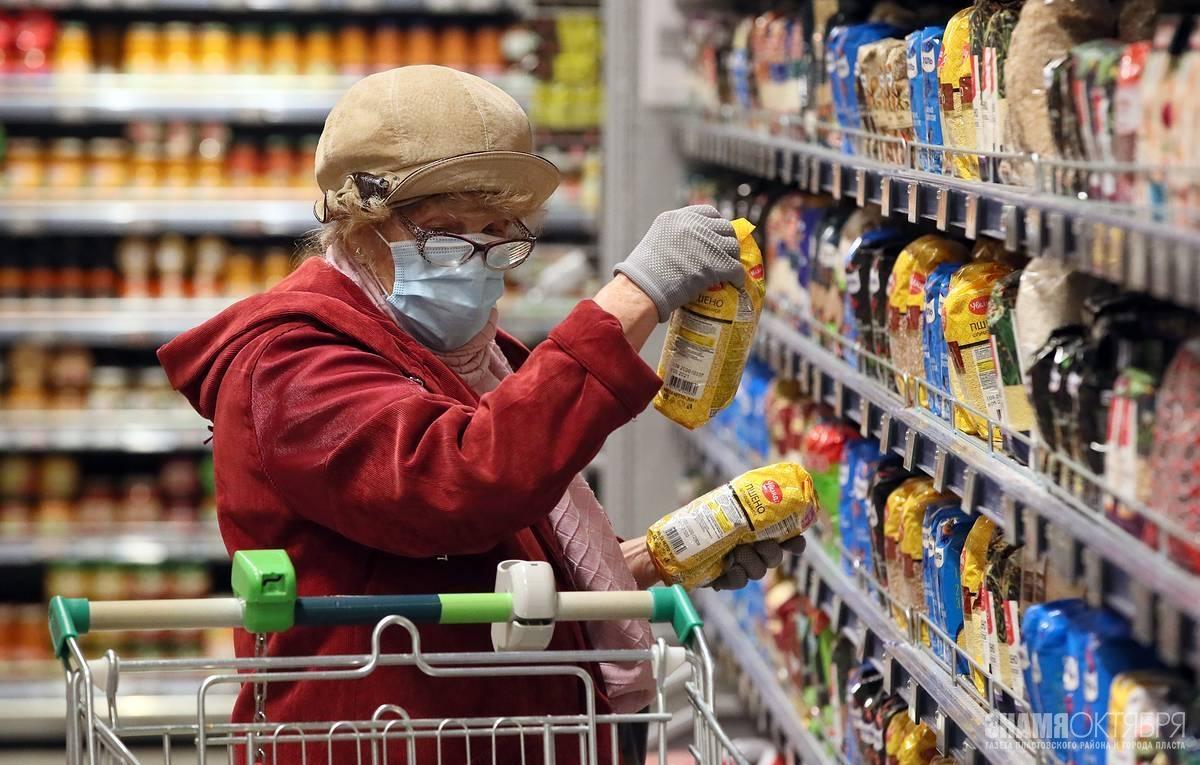 Мониторинг социально-значимых продуктов